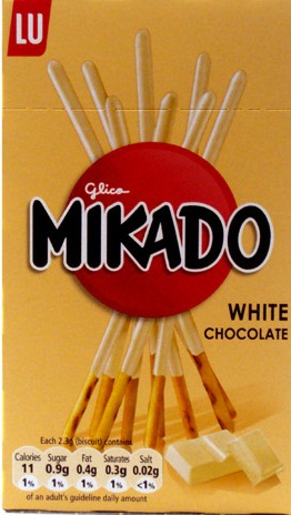 Mikado White Chocolate